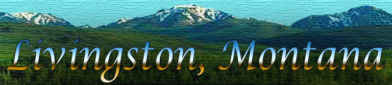 Livingston, Montana Logo © Copyright Page Makers, LLC and Yellowstone Media